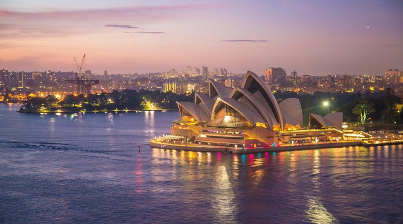 Sydney –  Welcome to Down Under