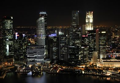 "Singapur – ""Manhattan Asiens"""