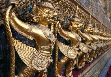 Bangkok, der erste Eindruck