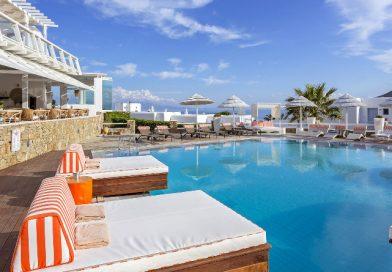 Mykonos!! 1 Woche Inselurlaub im 4* Hotel im DZ mit Meerblick inkl. Frühstück, Flug und Transfer ab CHF 724 / EUR 665 p.Pers.