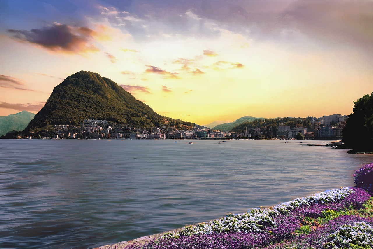 Lugano, Tessin